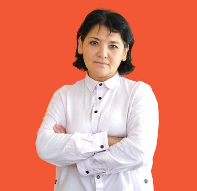 Ms. Irina Nasyrova