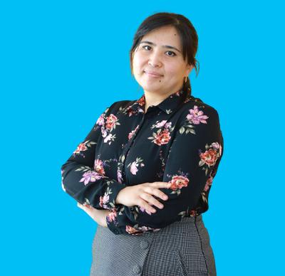 Ms. Ozoda Khakimova